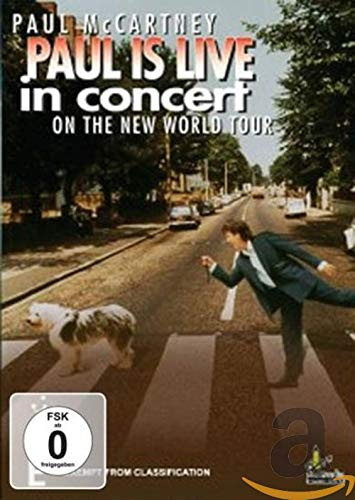 Paul Is Live in Concert on the New World Tour