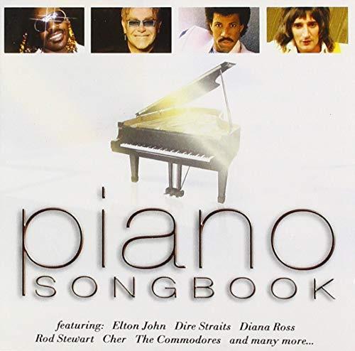 Various - Piano Songbook CD1 - Zortam Music