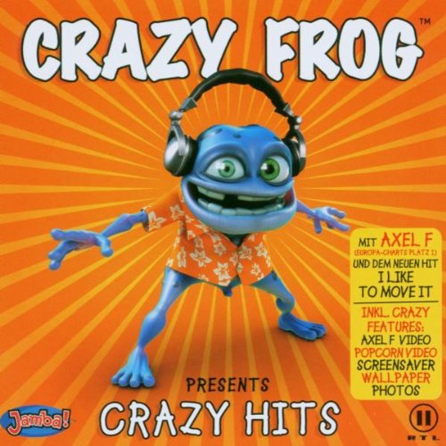 Crazy Frog - Crazy Hits (Frog Box) - Zortam Music