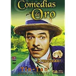 Comedias de Oro Tin Tan, Vol. 3