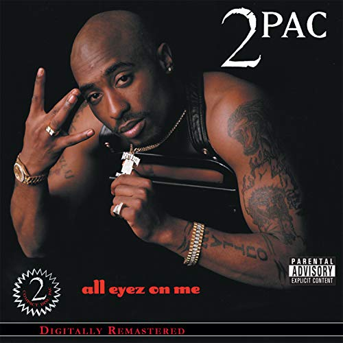 2pac - All Eyez On Me (Disc 1: Book 1) - Zortam Music