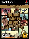 PS2 Grand Theft Auto: San Andreas - Special Edition