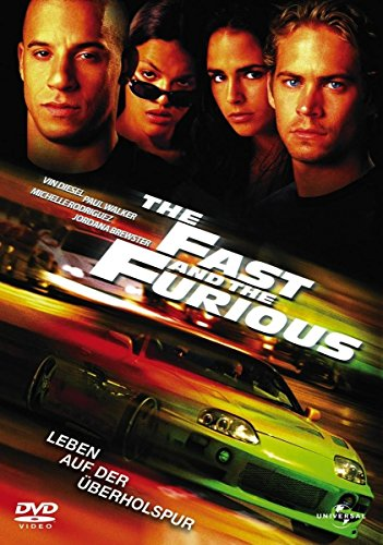 Fast and the Furious, The / ������ (2001)