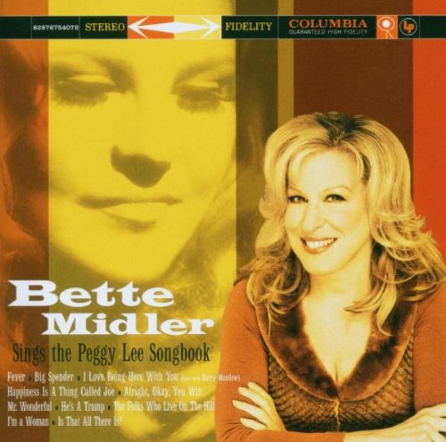 Bette Midler - Mr. Wonderful Lyrics - Zortam Music