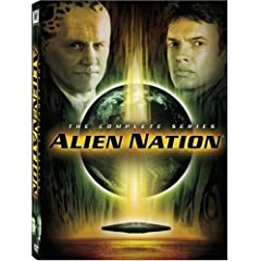 Alien Nation Dvds
