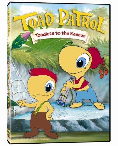 Toad Patrol: Toadlets to the Rescue