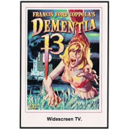 Dementia 13: 16x9 Widescreen Television