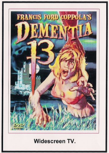 Dementia 13: 16x9 Widescreen Television
