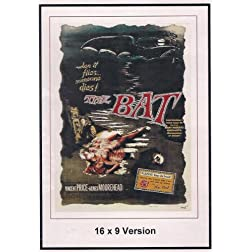 The Bat: 16x9 Widescreen TV.