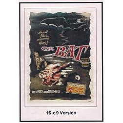 The Bat: 16x9 Widescreen TV.
