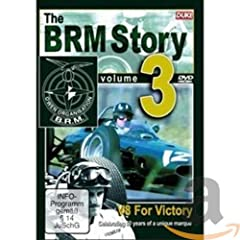 The BRM Story - Vol. 3 - V8 For Victory