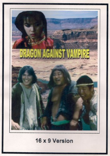 Dragon Against Vampire 16x9 Widescreen TV.