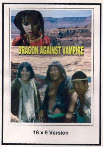 Dragon Against Vampire 16x9 Widescreen TV.