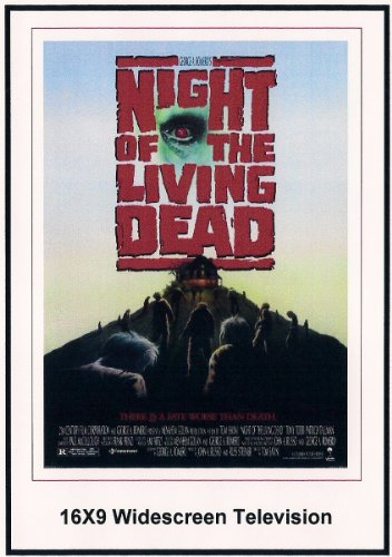 Night of the Living Dead: 16x9 Widescreen TV: