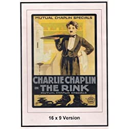 The Rink: Charely Chaplin: Widescreen TV