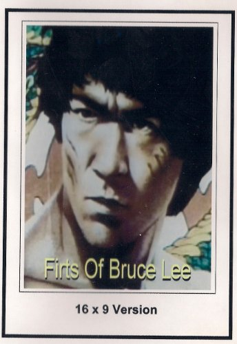 Fist of Bruce Lee 16x9 Widwscreen TV.