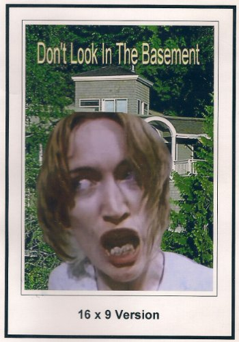 Don't Look In The Basement 16x9 Widescreen TV.