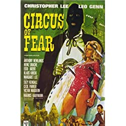 Circus of Fear: 16x9 Widescreen Television