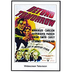 Beyond Tomorrow: 16x9 Widescreen TV&gt;