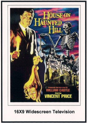 House on Haunted Hill: 16x9 Widescreen TV
