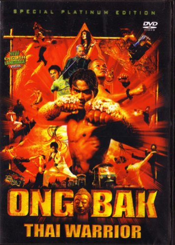 Ong Bak Thai Warrior