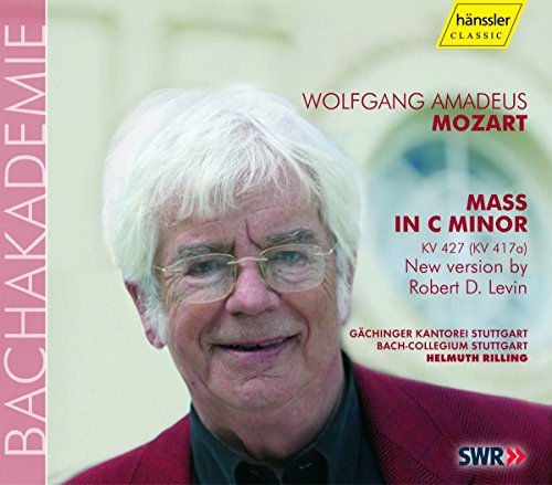 Mass in C minor (New version by Robert D. Levin) (Gächinger Kantorei & Bach-Collegium feat. conductor: Helmuth Rilling)