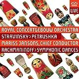 Stravinsky: Petrushka; Rachmaninoff: Symphonic Dances, Op. 45 [Hybrid SACD]