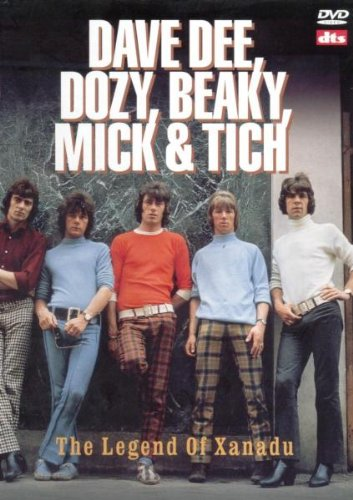 Dave Dee, Dozy, Beaky, Mick & Tich: The Legend of Xanadu [Region 2]