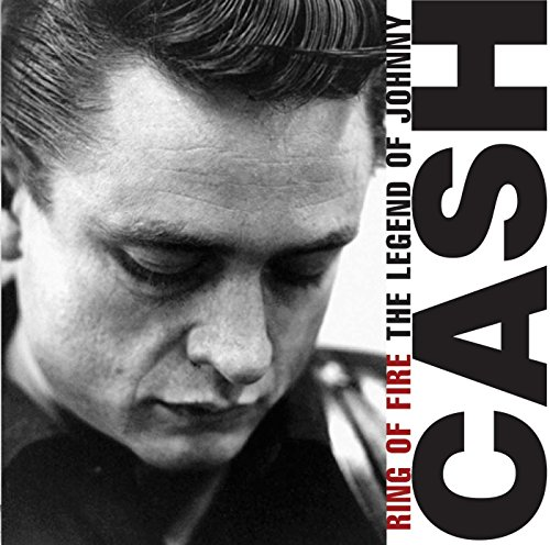 Johnny Cash - Ring Of Fire: The Legend of Johnny Cash - Zortam Music