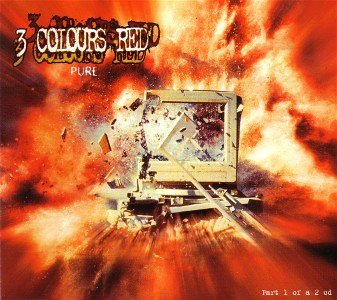 3 Colours Red - Shine (Best Of