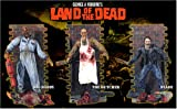 Land Of The Dead - 7 Inch Action Figures ( Set of 3 )