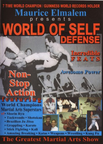 World Of Self Defense