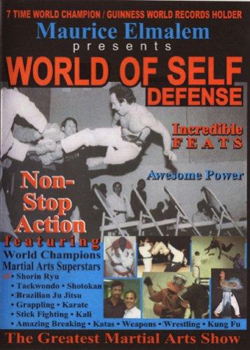 World Of Self Defense