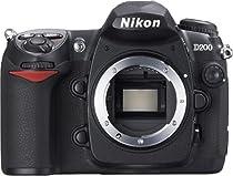 Nikon デジタル一眼レフカメラ D200 ボディ本体