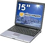 マウスコンピューター LUV-BOOK C-M350 512MB 60GB DVDスーパーマルチドライブ 15