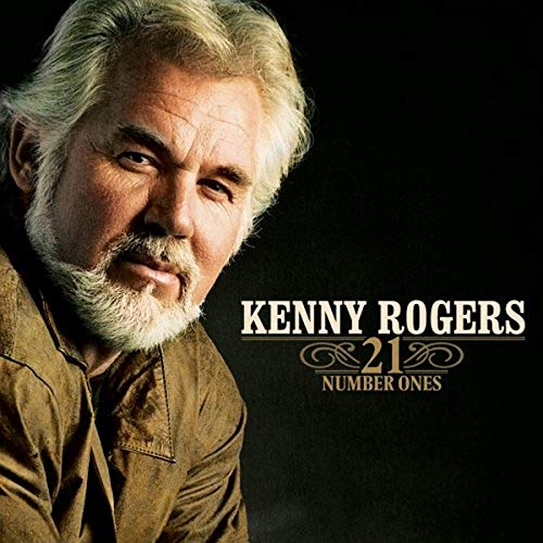 KENNY ROGERS - 21 Number Ones - Zortam Music