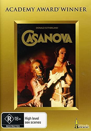 Casanova di Federico Fellini, Il / Казанова Феллини (1976)