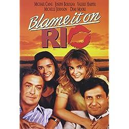 Blame It on Rio  DVD