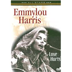 Emmylou Harris: Love Hurts