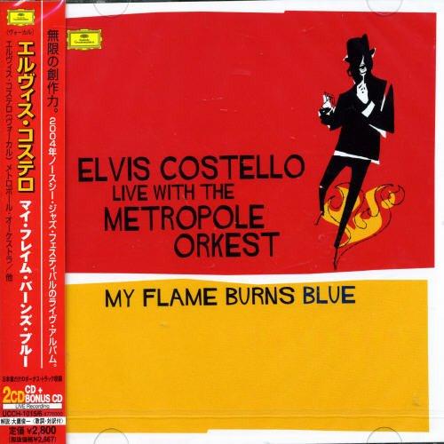 Elvis Costello - My Flame Burns Blue - Zortam Music