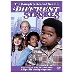 Diff'rent Strokes Dvds