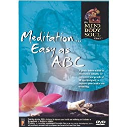 The Simonette Vaja: Meditation... Easy as ABC