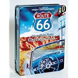 Route 66: Marathon Tour: Chicago to L.A. (5-pk)(Tin)