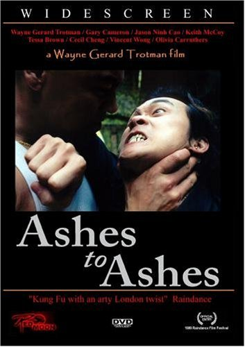 Ashes to Ashes (PAL version)