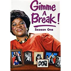 Gimme A Break Dvds