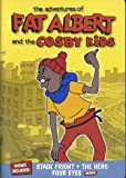 The Adventures of Fat Albert & the Cosby Kids - Episodes: Stage Fright, The Hero, Four Eyes: $4.89