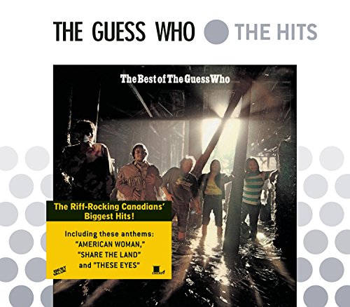 The Guess Who - Best Of The Guess Who - Zortam Music
