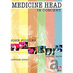 Medicine Head: Live in London