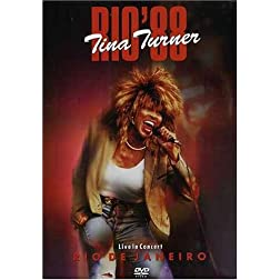 Tina Turner: Rio '88 Live in Concert