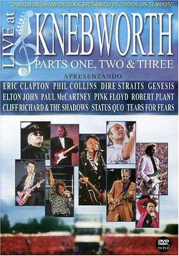 Vol. 1-3-Live at Knebworth